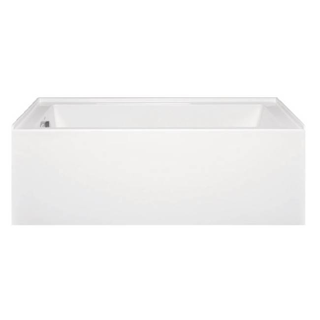 Americh Three Wall Alcove Soaking Tubs item TO7236BLA2-WH