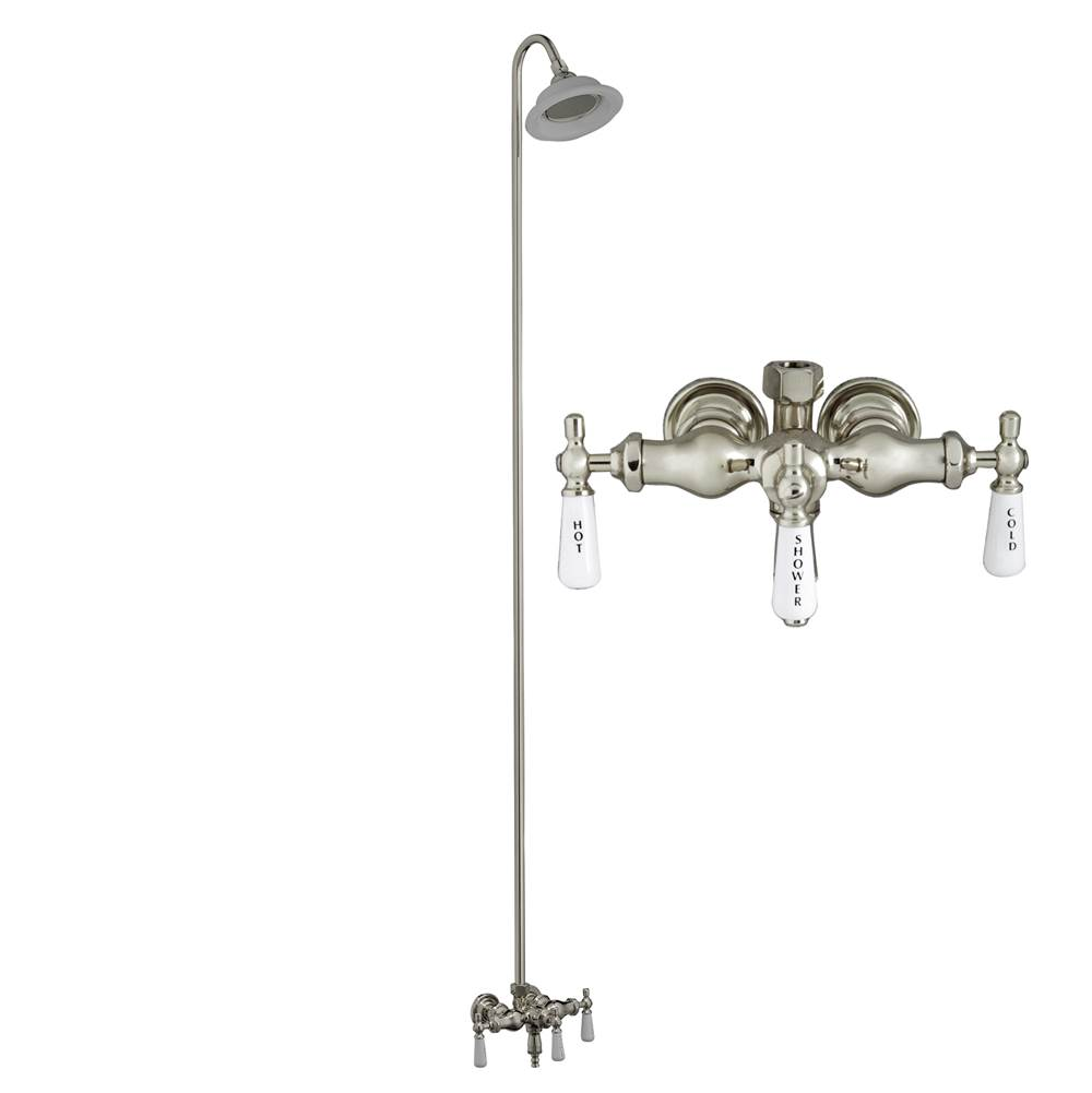 Barclay Shower Only Faucets With Head Bay State Plumbing