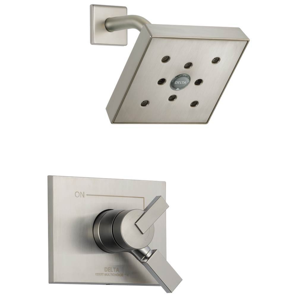 Delta Faucet Showers Shower Only Faucets With Head | Bay State ...