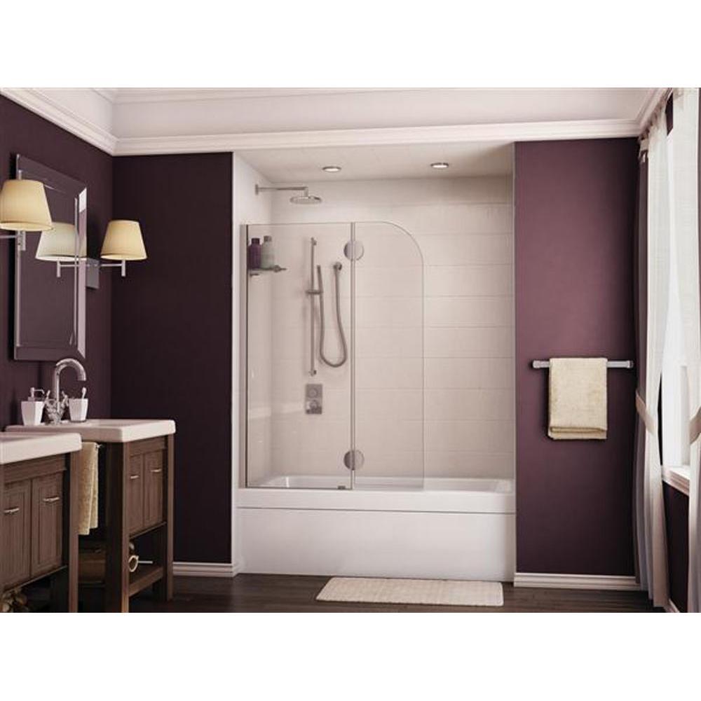 Showers Shower Doors Tub Doors Chromes Chrome | Bay State Plumbing ...