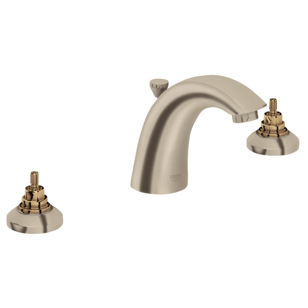 Grohe Bathroom Sink Faucets Widespread | Bay State Plumbing ...