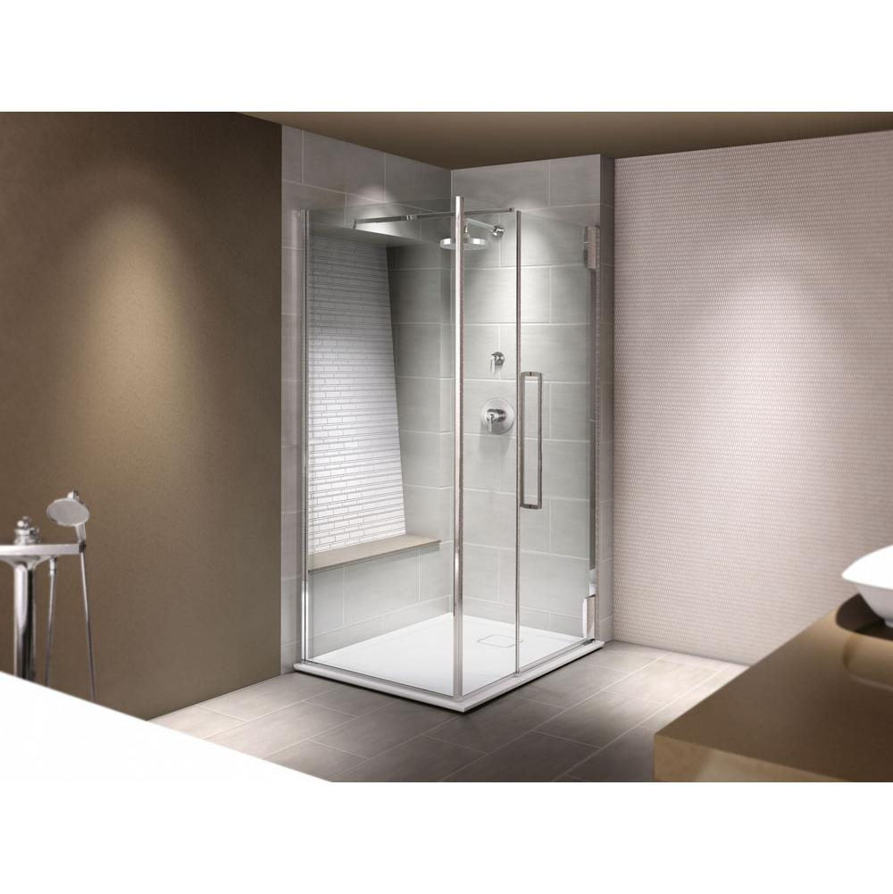 Kalia Shower Doors Pivot Klass Chromes Bay State