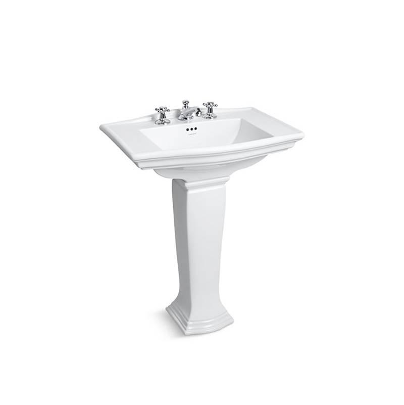 Kallista Bathroom Sinks Pedestal Bathroom Sinks   Bay State ...