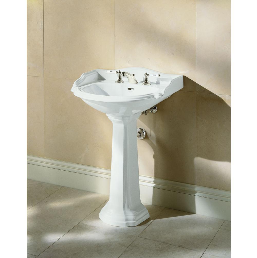 Kallista Bathroom Sinks Pedestal Bathroom Sinks Stafford   Bay State ...