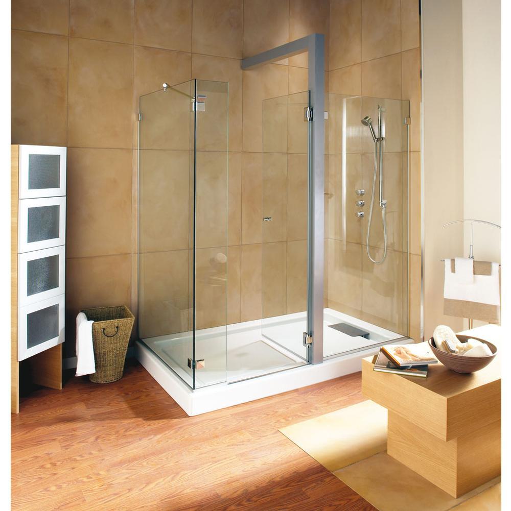 Showers Shower Bases White   Bay State Plumbing & Heating Supply ...