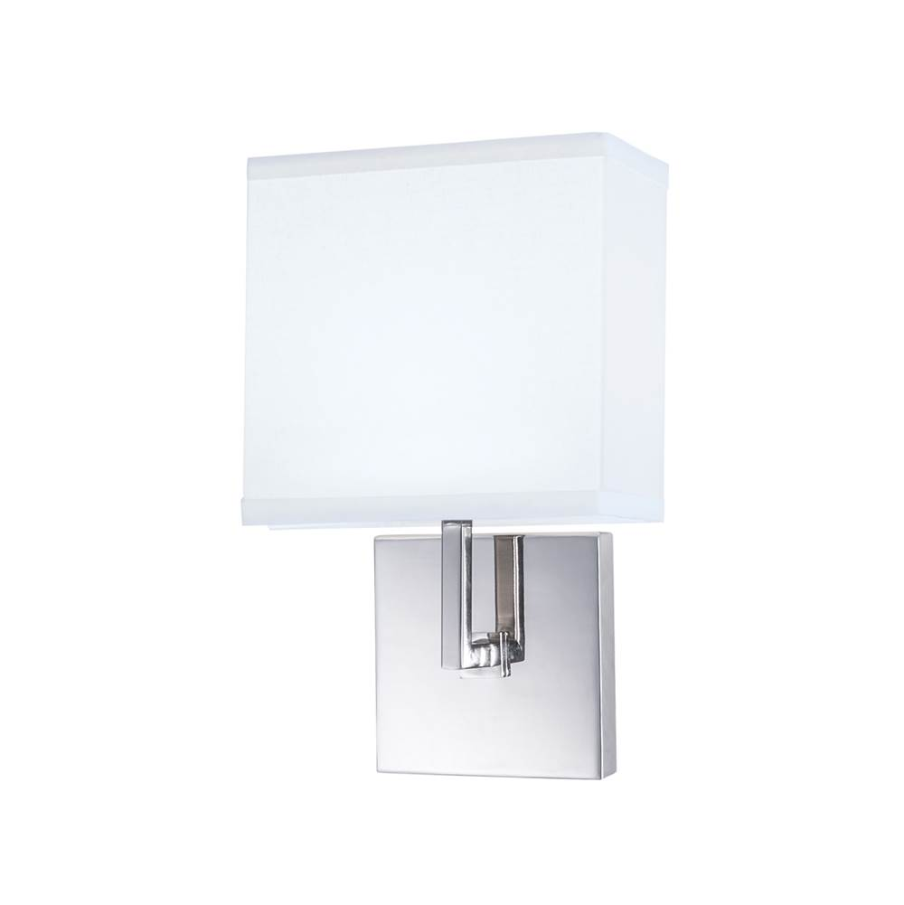 Norwell Sconce Wall Lights item 8985-CH-WS