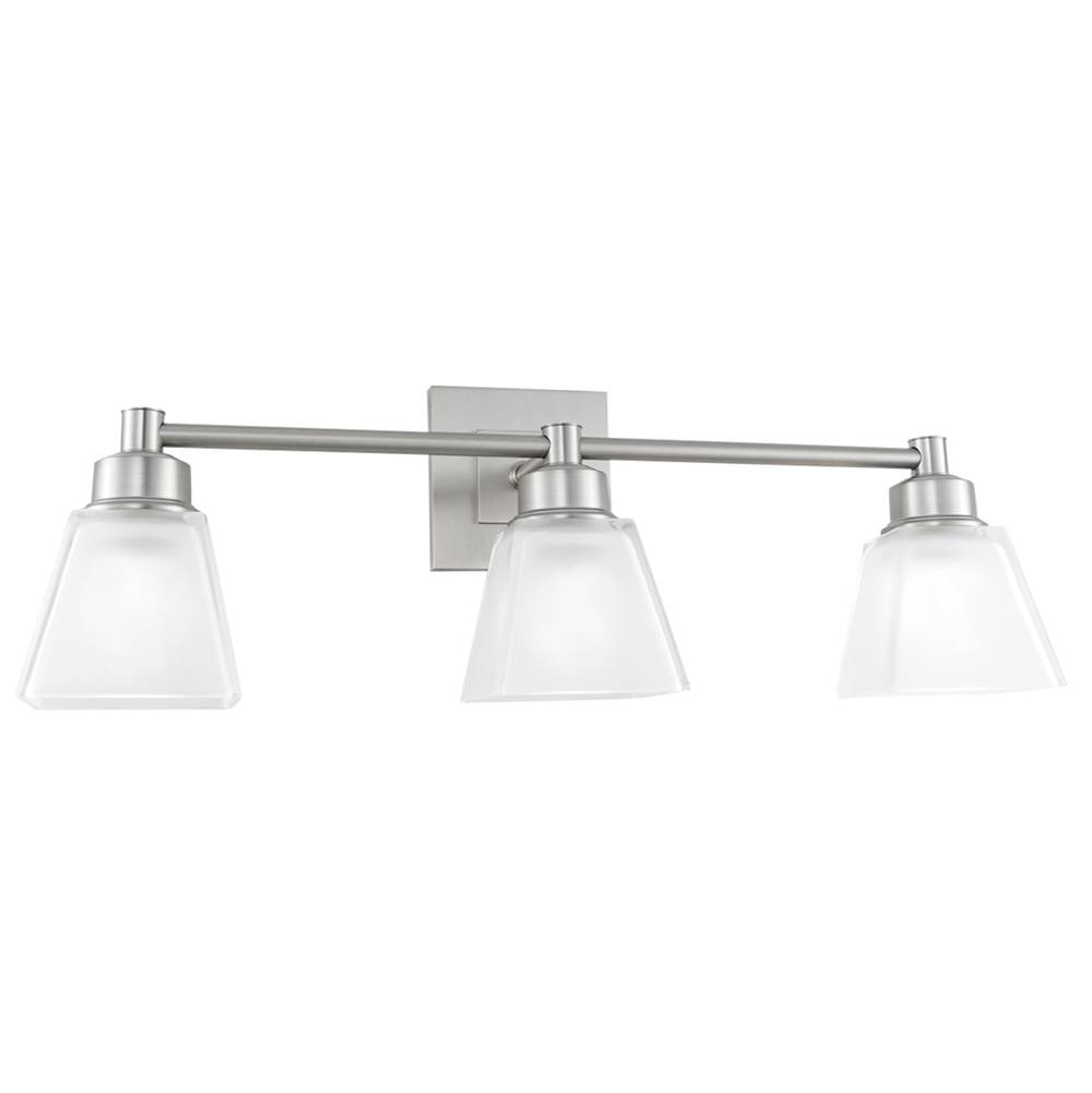 Norwell Sconce Wall Lights item 9637-BN-SQ