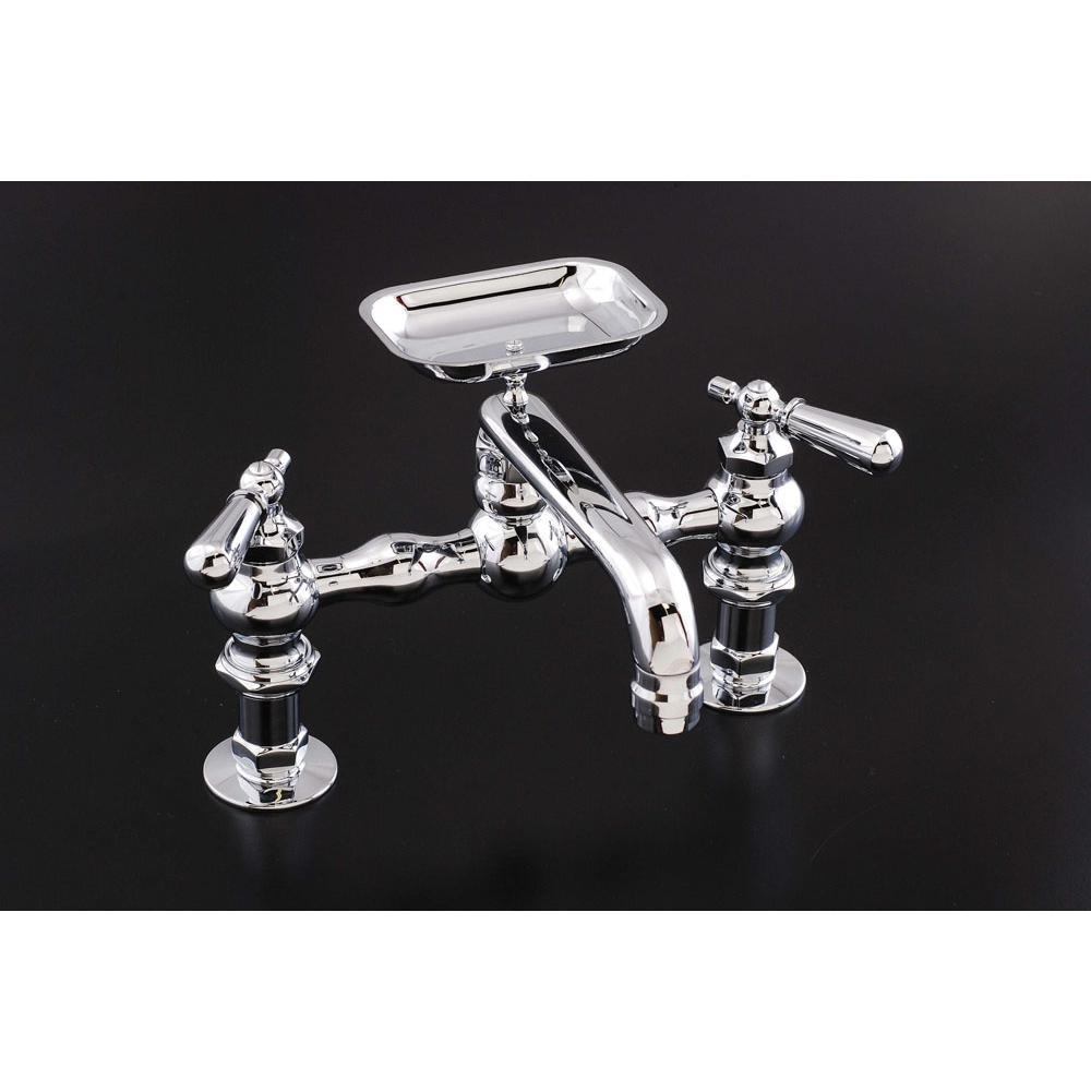 Faucets Kitchen Faucets Bridge Chromes | Bay State Plumbing ...